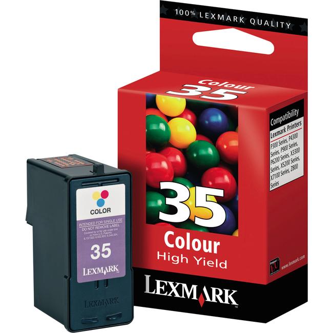 Lexmark 18C0035E Ink Cartridge - Colour