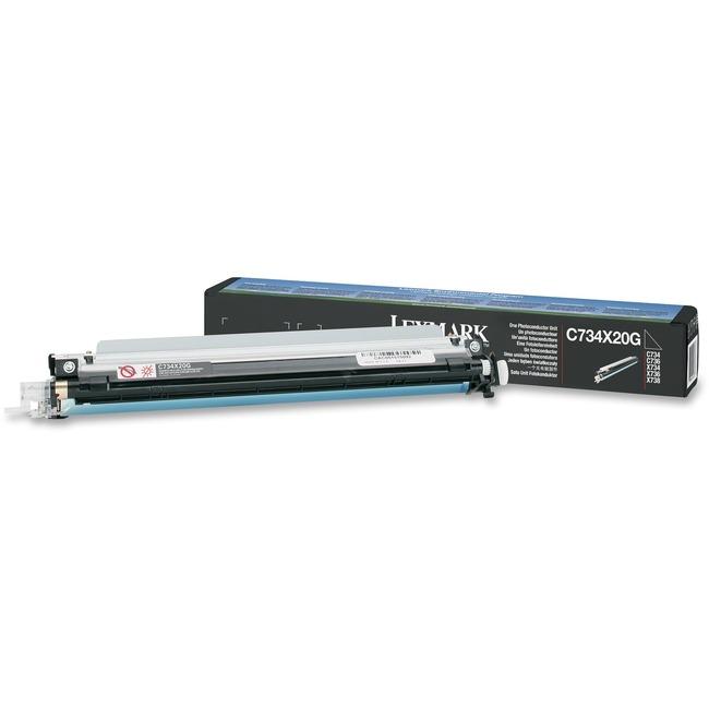 Lexmark C734X20G Laser Imaging Drum