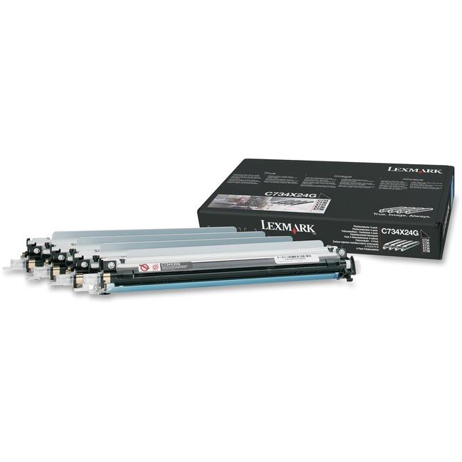 Lexmark C734X24G Laser Imaging Drum