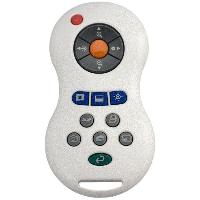 Elmo 4K21024 Remote Control