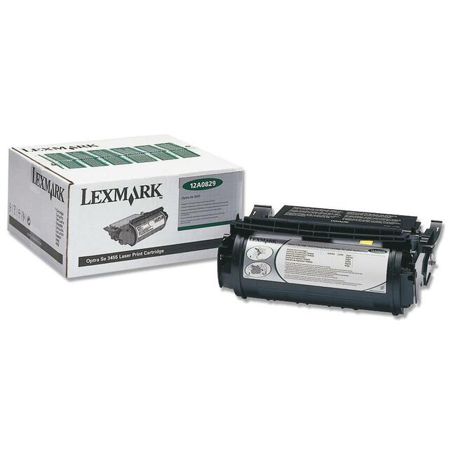 Lexmark 12A0829 Print Cartridge