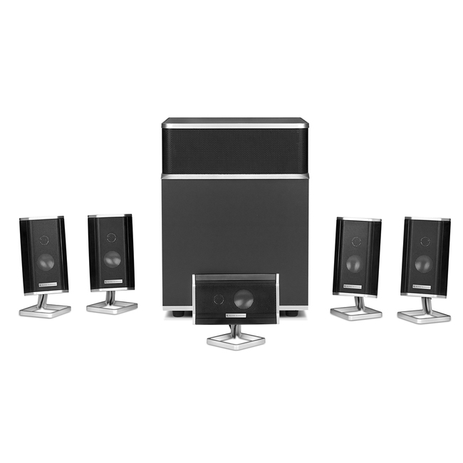 Altec lansing fx5051 5. 1 channel gaming computer speakers fx5051.