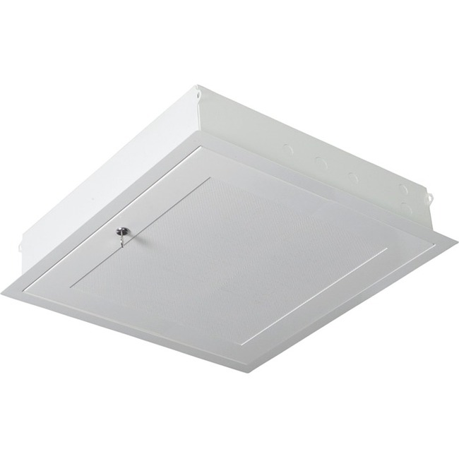 Premier Mounts 2 x 2 ft. Plenum Rated False Ceiling Equipment Storage GearBox