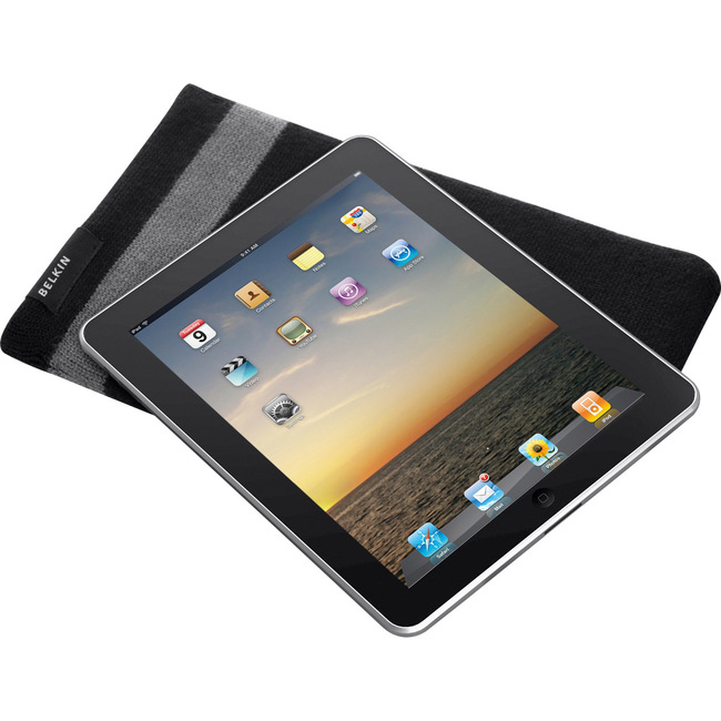 Belkin Carrying Case (Sleeve) for iPad - Perfect Plum