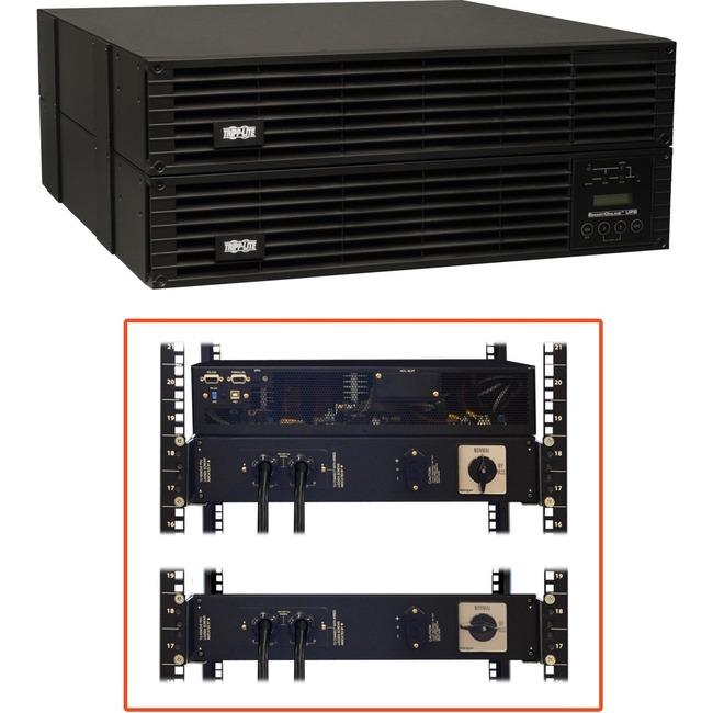 Tripp Lite SmartOnline EZ SU6000RT4UHVHW Dual Conversion Online UPS - Large