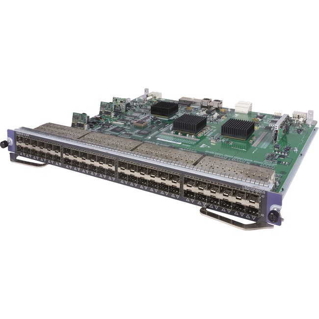HP 48-Port Gigabit Ethernet Expansion Module