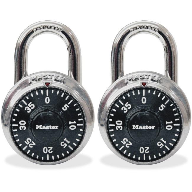 Master Lock Twin Combination Locks