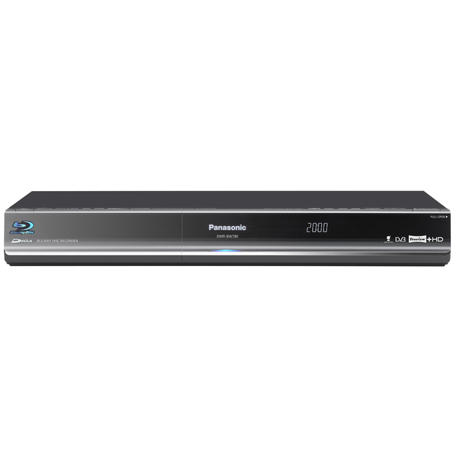 panasonic dmr bw780 blu ray disc player recorder product overview rh whathifi com