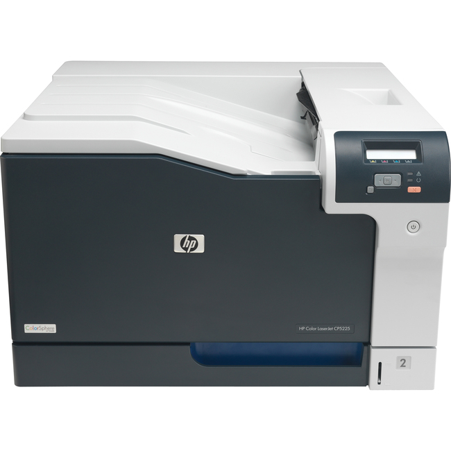 HP LaserJet CP5220 CP5225DN Laser Printer - Color - 600 x 600 dpi Print - Plain Paper Print - Desktop