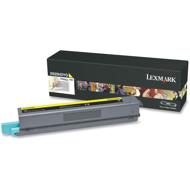 Lexmark X925H2YG Toner Cartridge - Large