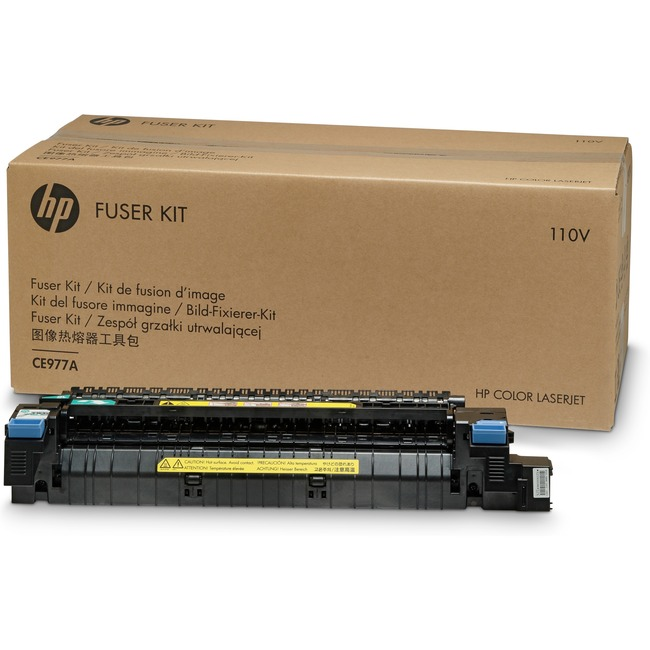 HP INC. - ACCESSORIES CE977A 110V FUSER KIT FOR HP CP5525