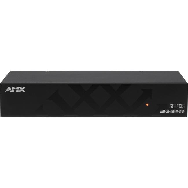 AMX AVB-DA-RGBHV-0104 VGA Splitter