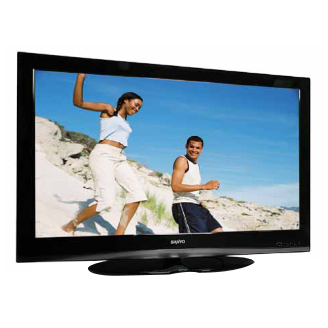 Sanyo CE32FH08-B LCD TV | Product overview | What Hi-Fi?