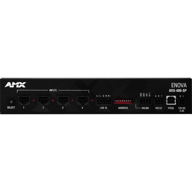 AMX AVX-400 Video Console