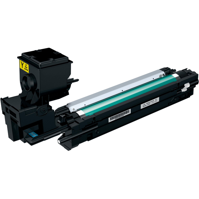 Konica Minolta A0WG06H Toner Cartridge - Yellow