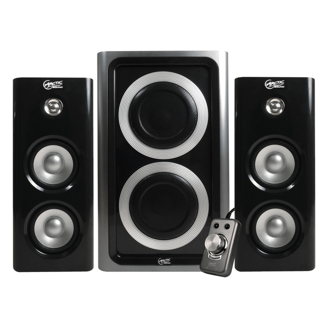Arctic Cooling S361 Speaker System | Product overview | What