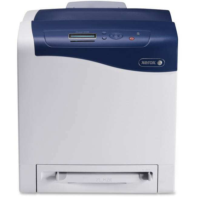 Xerox Phaser 6500N Laser Printer - Color - 600 x 600 dpi Print - Plain Paper Print - Desktop