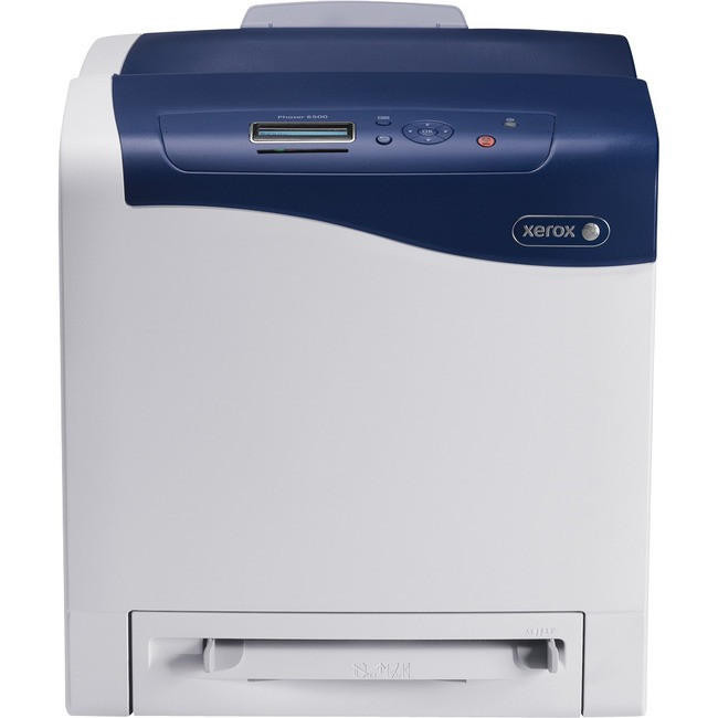 Xerox Phaser 6500DN Laser Printer - Color - 600 x 600 dpi Print - Plain Paper Print - Desktop
