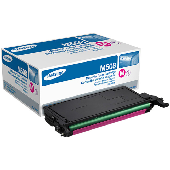 SAMSUNG - IT CONSUMABLES MAGENTA TONER CLP-620ND 670ND CLX-6220FX 2K YIELD