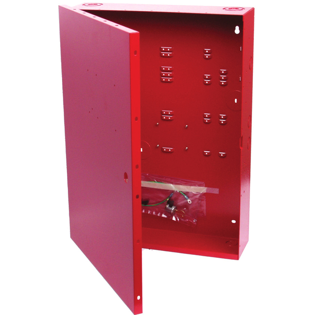 Bosch AE4 Large Enclosure (Red)