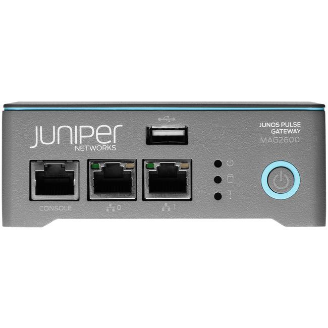 Juniper MAG2600 Enterprise Guest Access Appliance