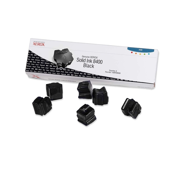 Xerox Black Solid Ink Stick