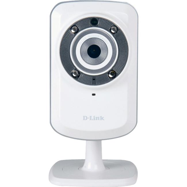 D-Link DCS-932L Network Camera - Colour