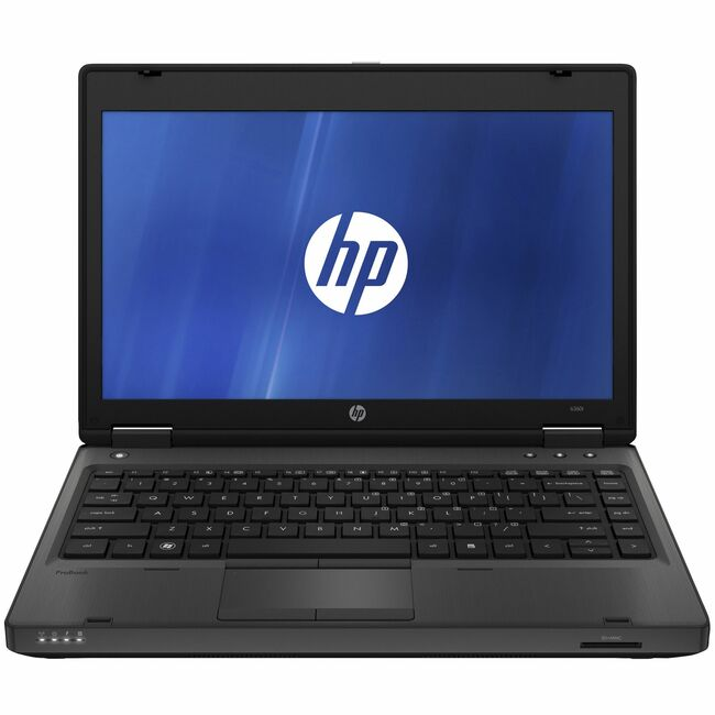"HP 6360t 13.3"" LED Notebook - Intel Celeron B810 Dual-core (2 Core) 1.60 GHz - Tungsten"