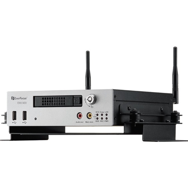 4 CHANNEL MOBILE DVR NO HDD NO WIFI