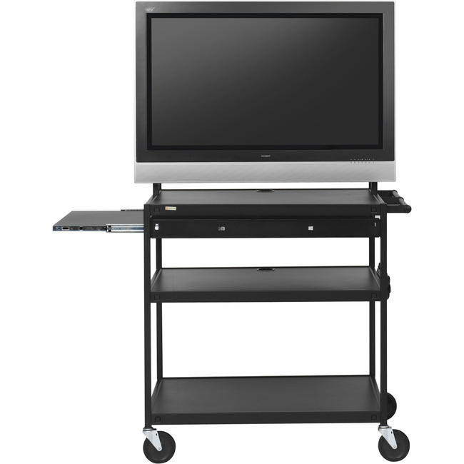 Bretford Basics FP60MUL-P5BK TV Stand