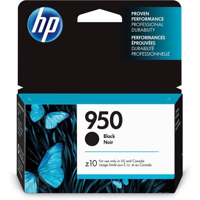 HP 950 Ink Cartridge   Black