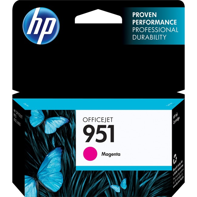 HP INC. - INK 951 MAGENTA OFFICEJET INK CARTRIDGE