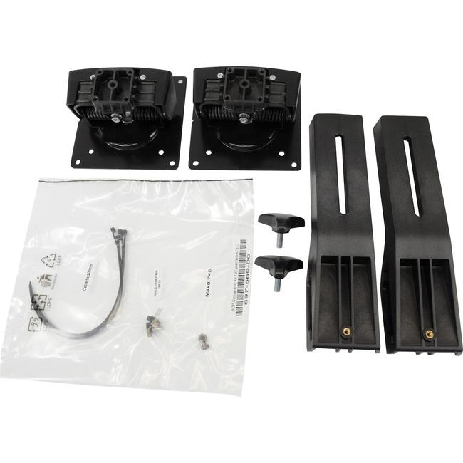 Ergotron WorkFit Conversion Kit: LCD & Laptop to Dual