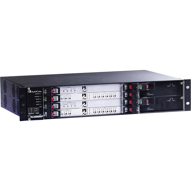 AudioCodes Mediant 3000 VoIP Gateway