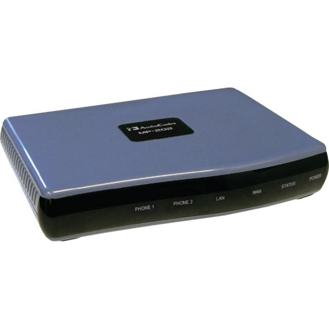AudioCodes MediaPack 202 Analog Telephone Adapter