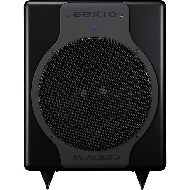 m audio sbx10 subwoofer system product overview what hi fi. Black Bedroom Furniture Sets. Home Design Ideas