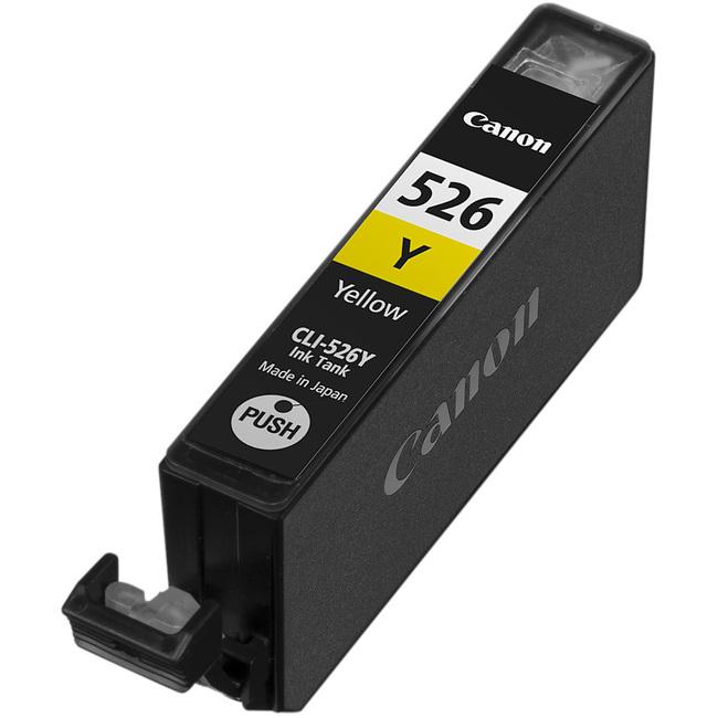 Canon CLI-526Y Ink Cartridge - Yellow