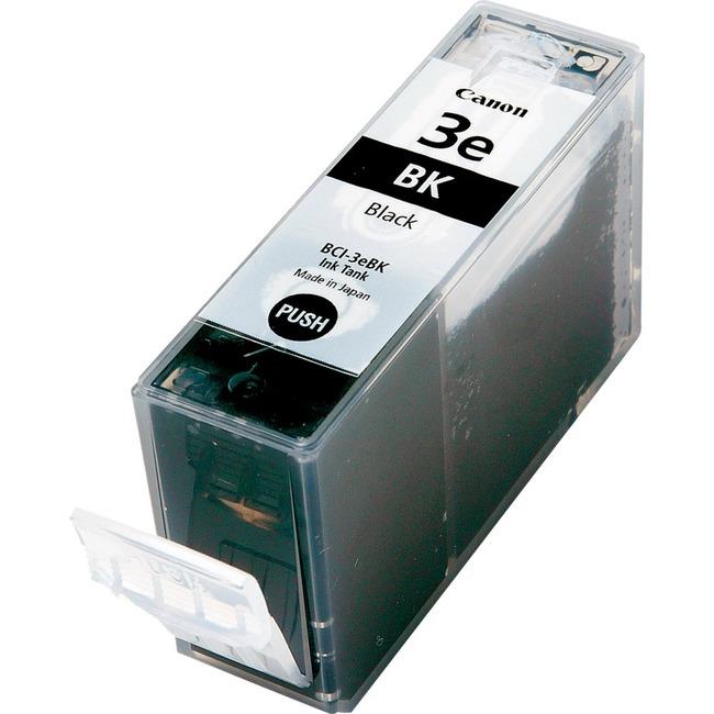 Canon BCI-3e Ink Cartridge - Black