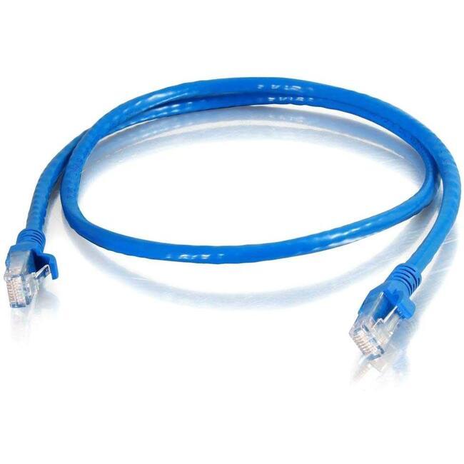 C2G 5FT CAT6 BLUE SNAGLESS PATCH CBL