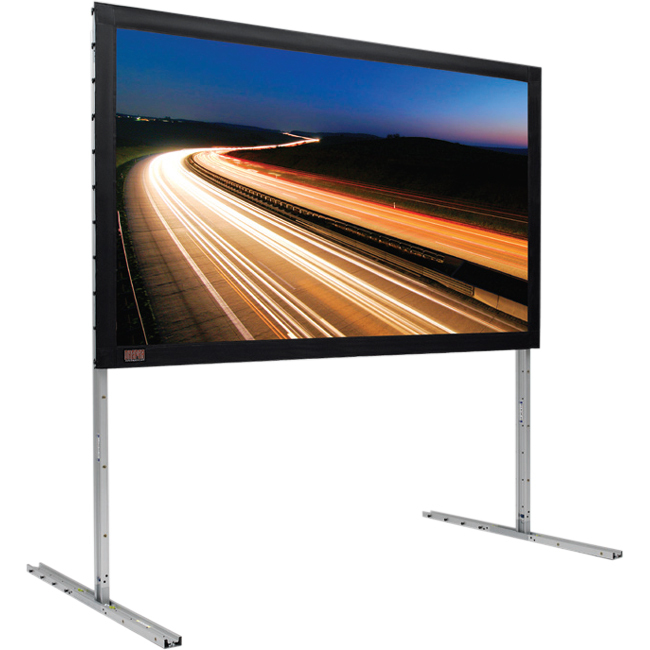 "Draper FocalPoint Manual Projection Screen - 165"" - 16:9"