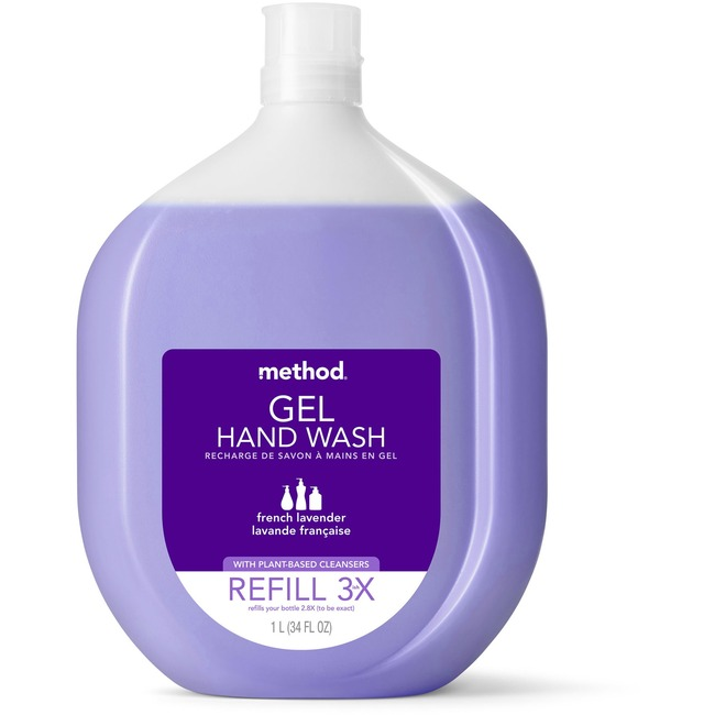 Method French Lavender Gel Hand Wash Refill