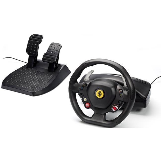 Thrustmaster Ferrari 458 Italia Gaming Steering Wheel - 4460094 on