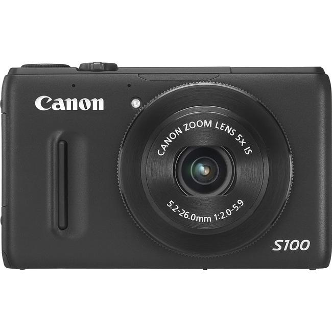 Canon PowerShot S100 Compact Camera 5244B001 - Large