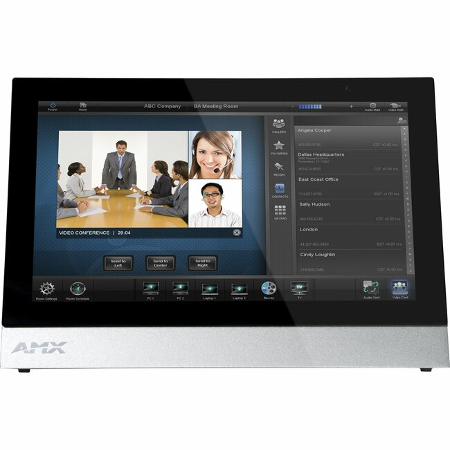 "AMX 10.1"" Modero X Series Tabletop Touch Panel"