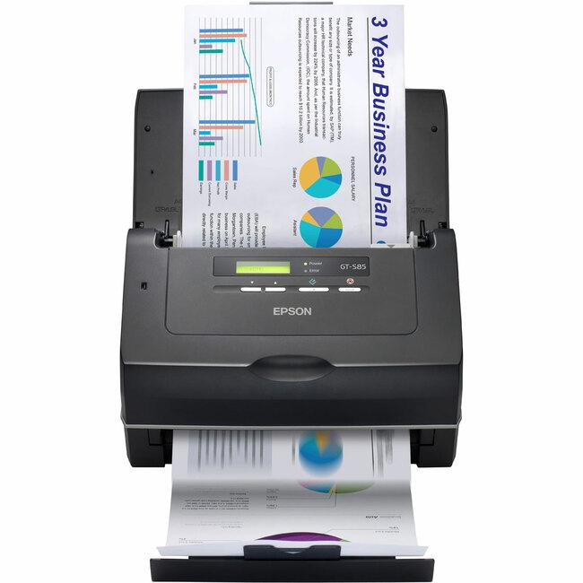 Epson GT-S85 Sheetfed Scanner - 600 dpi Optical