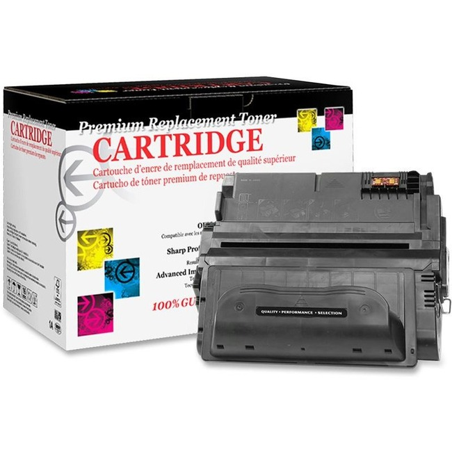 West Point Remanufactured Toner Cartridge - Alternative for HP 38A (Q1338A)
