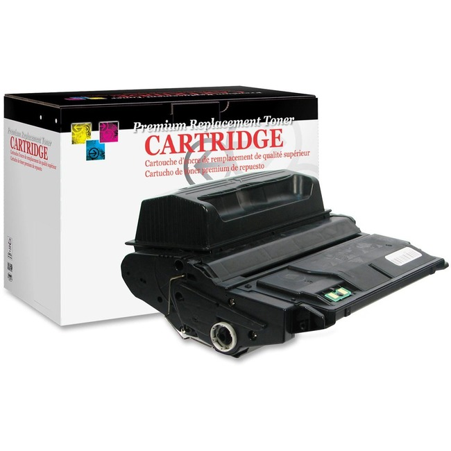 West Point Remanufactured Toner Cartridge - Alternative for HP 39A (Q5945A)