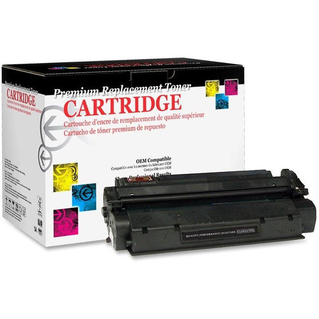 West Point Remanufactured Toner Cartridge - Alternative for HP 13X (Q2613X)