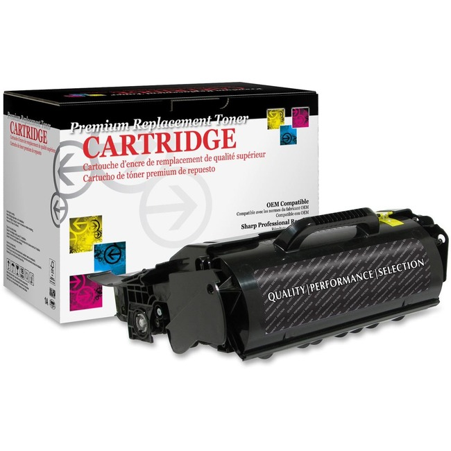 West Point Remanufactured Toner Cartridge - Alternative for Dell (330-6968)
