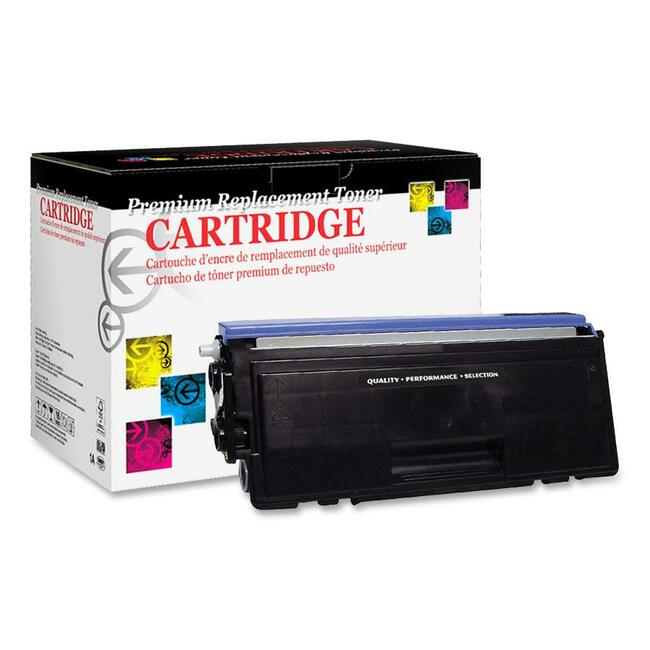 West Point Remanufactured Toner Cartridge - Alternative for Brother (TN550)